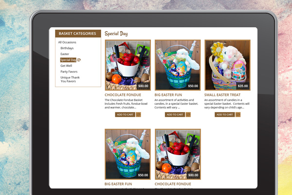 wordpress-ecommerce-design