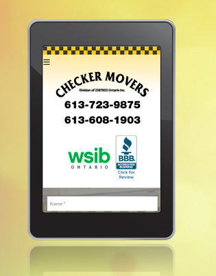moving-company-mobile-website