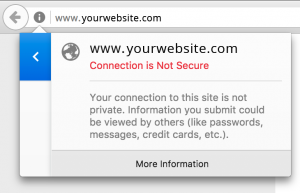 unsecure-website