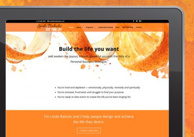 ZEST-y Website Design