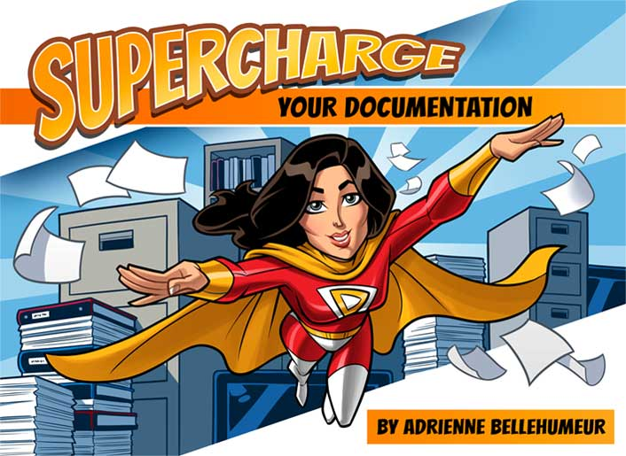 BOOK | SUPERCHARGE YOUR DOCUMENTATION