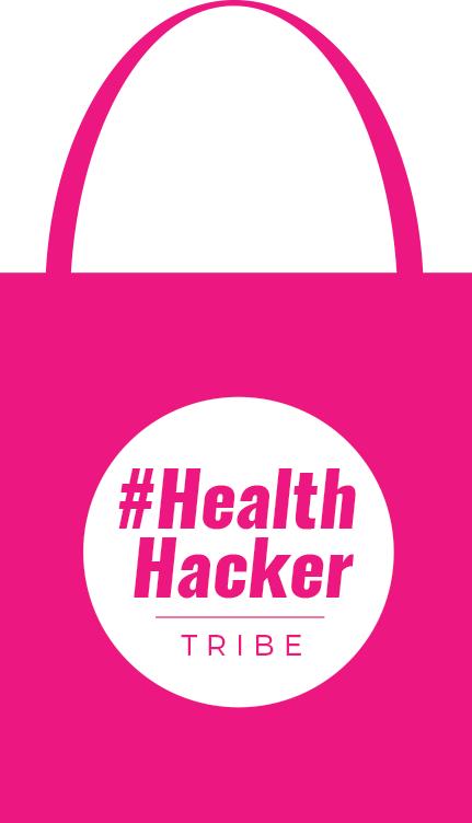 healthhacker tote