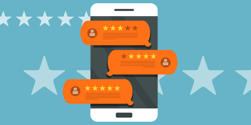 How Online Reviews Affect SEO